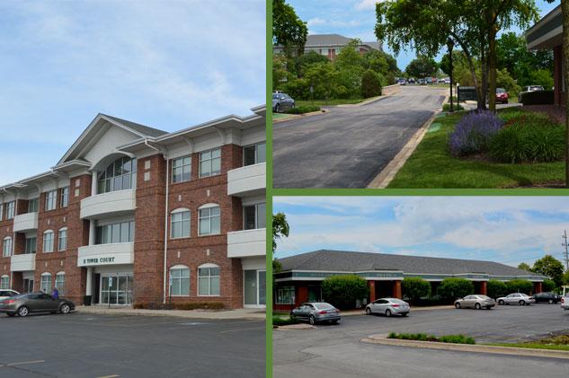 Greenleaf Center - Ample Parking